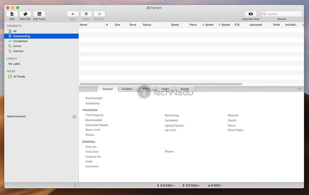 BitTorrent Mac