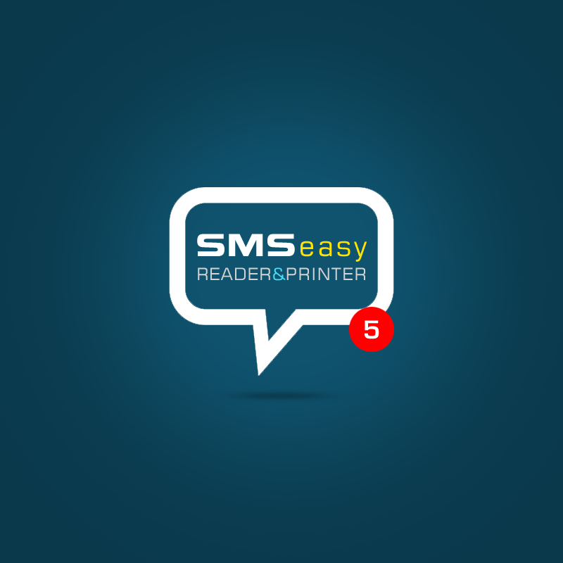 SMS EasyReader&Printer