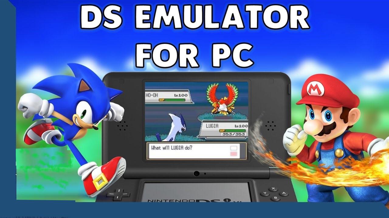 Best Nintendo DS Emulator for Windows PC - HowToDownload