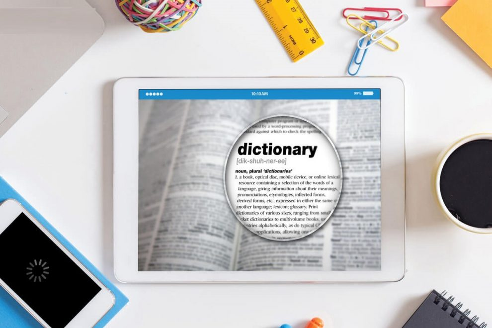 Dictionary Apps