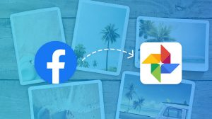 Facebook Photos to Google Photos