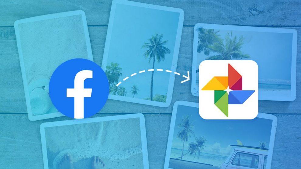 Facebook Photos to Google Photos
