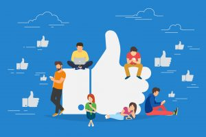 Likes and Followers on Facebook