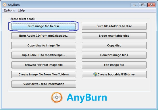 ISO Burner Software
