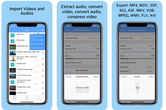 M4A To MP3 Converter
