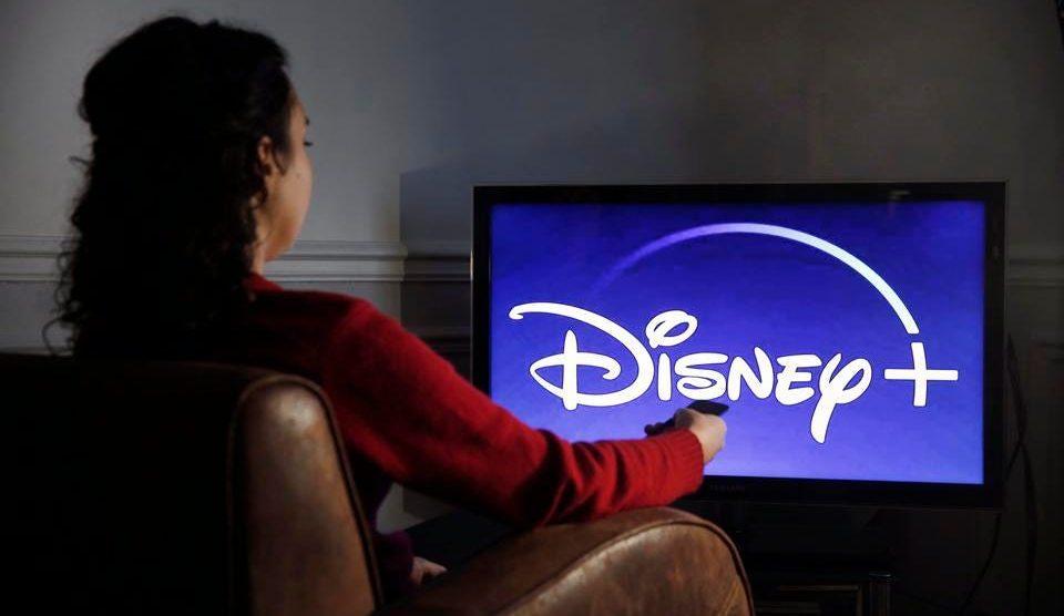 Log into Disney+